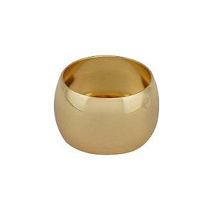 Porta Guardanapo de Aço Alliance Dourado - Lyor