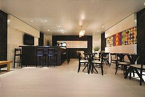 Piso Laminado Eucafloor New Elegance encaixe 2G novo CLICK Mont Blanc New- preço por caixa com 2,77 m²