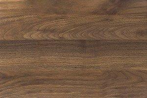 Piso Laminado Eucafloor Prime sistema de montagem com cola - cor Noce Oro **Lançamento - preço por caixa com 2,14  m²