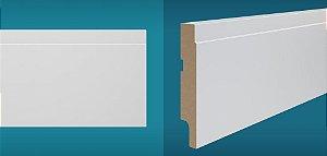 Rodapé Duratex em MDF Ultra Resistente essencial e-06 10cm preço por barra com 2,10 metros lineares