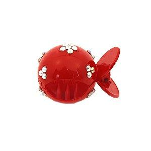 Piranha Bombom Vermelha