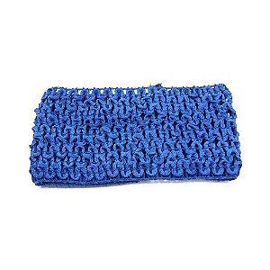Heaband Turbante Azul