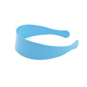 Tiara Lisa Azul Turquesa