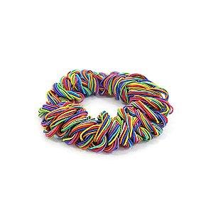 Scrunchie Colorido de Fios