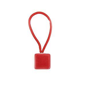 Rabicó Vermelho Quadrado