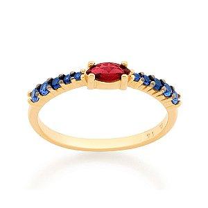 Anel Skinny Ring Rommanel