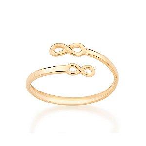 Anel Skinny Ring Ajustável Rommanel