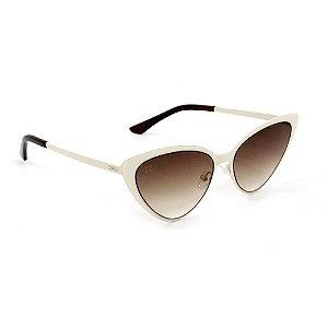 Óculos de Sol Gatinha Nude