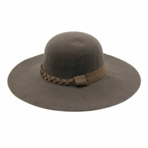 Chapéu de Feltro Marrom