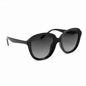 Óculos de Sol Preto Glamour