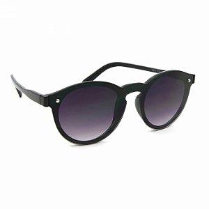 Óculos de Sol Lente Flat Preto