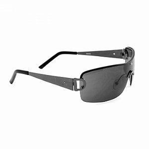 Óculos de Sol Preto com Grafite Unisex