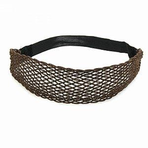 Headband Largo Marrom