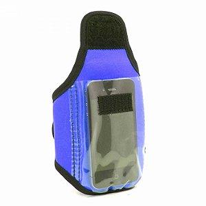 Porta Celular para Academia Azul