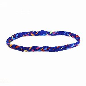 Tiara Headband Azul