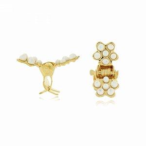Mini Piranha Dourada e Branca