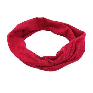 Headband Turbante Pink
