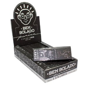 Caixa de Seda Bem Bolado Premium 1 1/4 Large