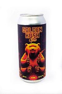 Cerveja Fumaçônica Golden Kush IPA