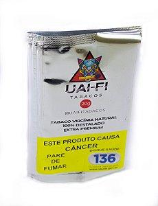 Tabaco UAI-FI Virgínia Natural Extra Premium 20g