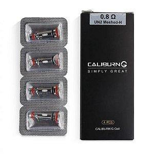 Coil Caliburn G/koko prime Uwell 0.8 Ω - unidade