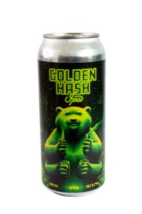 Cerveja Golden Hash IPA 473ml