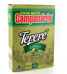 Erva Mate Campanário 500g - Diversos sabores