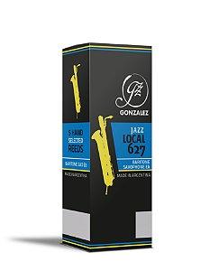 Caixa de Palheta para Sax-Barítono Eb - Jazz Local