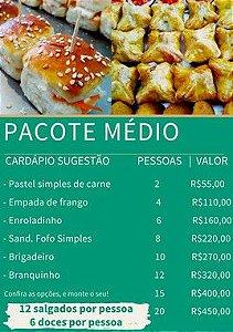 Pacote Médio