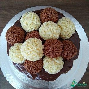 Naked Cake - Mesclada de morangos RP