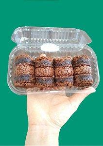 Kit Alfajor de Brownie