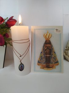 Kit Nossa Senhora Aparecida