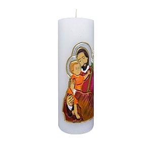 Vela Esculpida São José