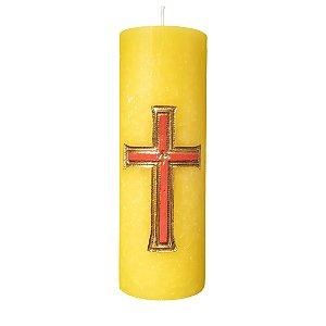 Vela Esculpida Cruz  01 2021