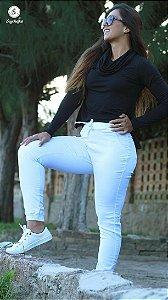 Calça Jogger Seychelles Branca