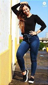 Calça Jeans Jogger Seychelles
