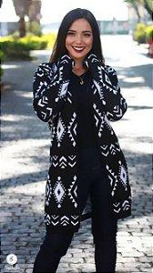 Kimono Jacquard
