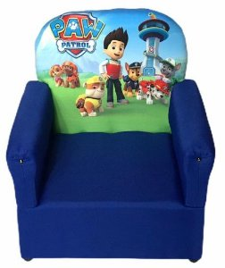 Mini Sofa Infantil Patrulha Canina