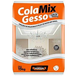 Gesso Cola 15Kg - Rejuntamix