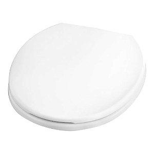 Assento Sanitário Universal de Polipropileno Branco - Celite