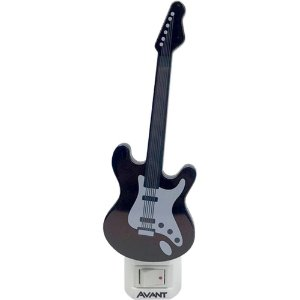 Luz Noturna Guitarra 3000k 1W Bivolt - Avant
