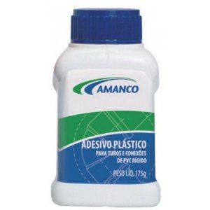 Adesivo Plástico Líquido para Tubos e Conexões em PVC 175g - Amanco