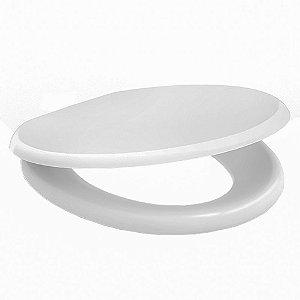 Assento Almofadado Confort Plus Branco - Celite