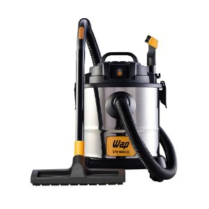 Aspirador de Pó e Água GTW Inox 20L 220V - Wap