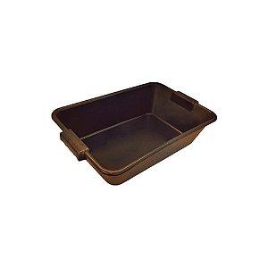 Caixa para Massa e Concreto Plástico 20L - Fortlev