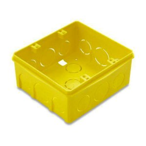 Caixa de Embutir Quadrada 4x4 - Tramontina