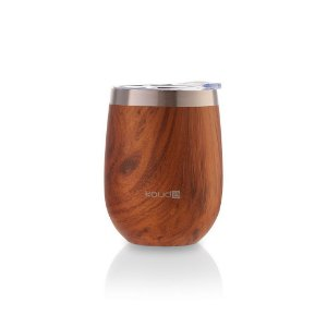 Copo Térmico Kouda Ivo Wood 360ml