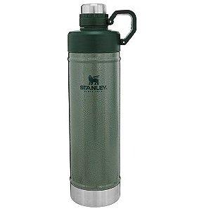 Garrafa Térmica Stanley Classic Hydration Verde 750ml