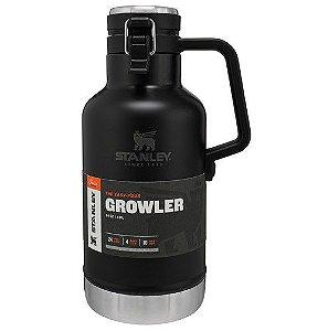 Growler Térmico Stanley Preto Fosco 1,9L