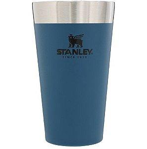 Copo Térmico Stanley de Cerveja Azul Abyss 473ml
